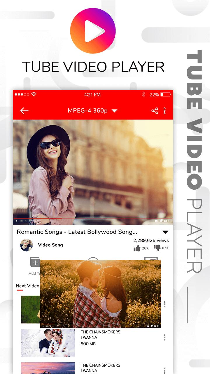 Free music for youtube-Play music in background for Android - APK