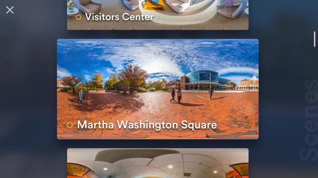 Washington College Experience screenshot 1