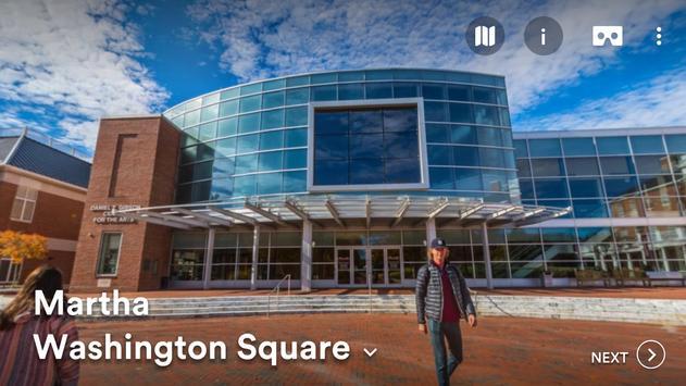 Washington College Experience screenshot 2