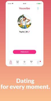 Free Dating App - Singles Online for Flirt & Chat screenshot 4