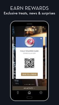 Caffè Nero poster