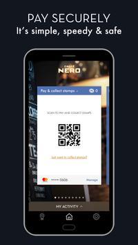 Caffè Nero screenshot 2