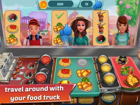 Food Truck Restaurant : Kitchen Chef Cooking Game screenshot 14