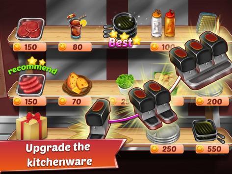 Food Truck Restaurant : Kitchen Chef Cooking Game screenshot 12