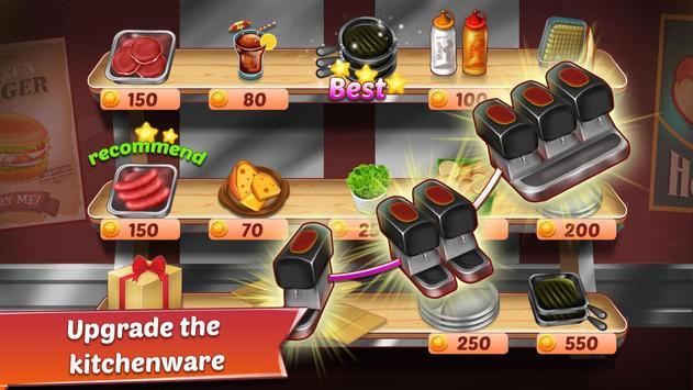 Food Truck Restaurant : Kitchen Chef Cooking Game screenshot 2