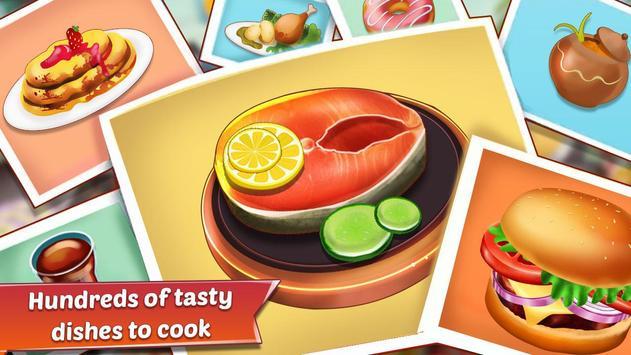 Food Truck Restaurant : Kitchen Chef Cooking Game screenshot 3