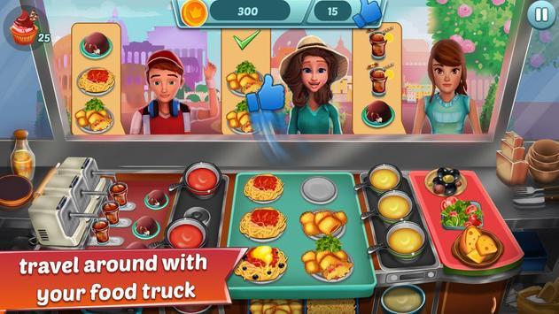 Food Truck Restaurant : Kitchen Chef Cooking Game screenshot 4