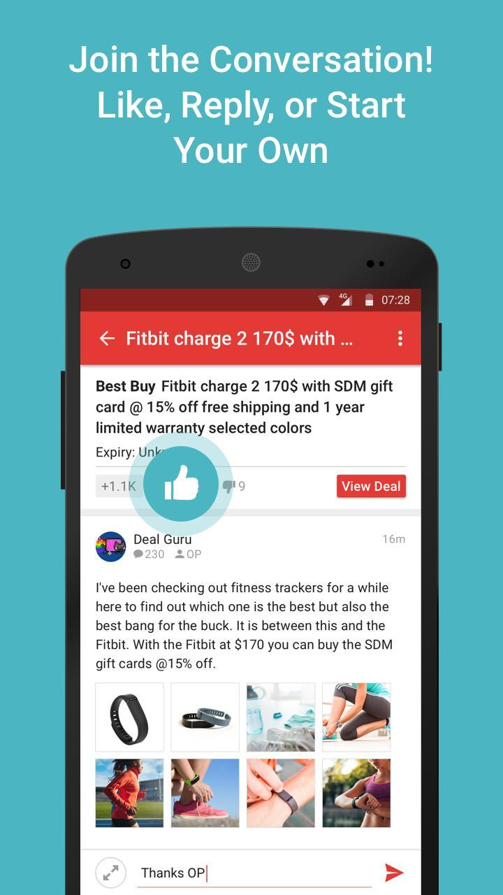 RedFlagDeals Forums for Android - APK Download