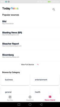 Global News screenshot 2