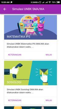 UNBK SMA/MA IPS screenshot 3