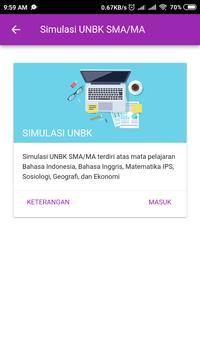 UNBK SMA/MA IPS screenshot 2