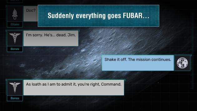 Survival-quest ZARYA-1 STATION تصوير الشاشة 12