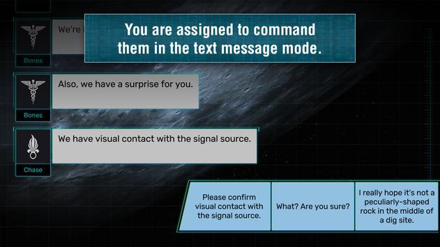 Survival-quest ZARYA-1 STATION تصوير الشاشة 1
