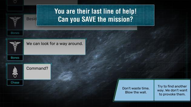 Survival-quest ZARYA-1 STATION تصوير الشاشة 3