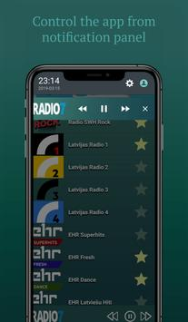 Online Latvian Radio screenshot 1