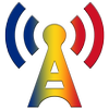 Romanian radio stations-icoon