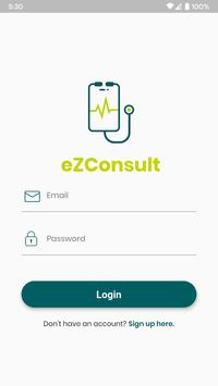 eZConsult Poster
