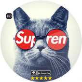 New 🔥 Supreme Wallpapers HD 4K 🔥 icon