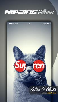New 🔥 Supreme Wallpapers HD 4K 🔥 poster