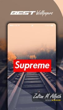 New 🔥 Supreme Wallpapers HD 4K 🔥 screenshot 1