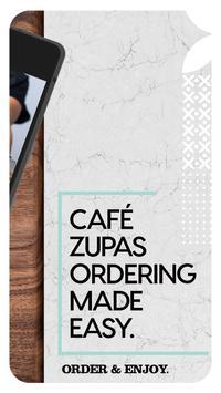 Café Zupas syot layar 1