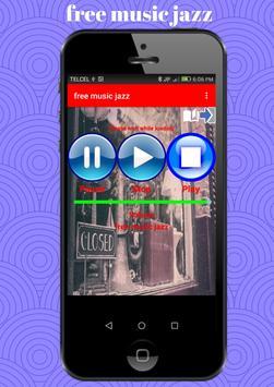 jazz music,free music jazz screenshot 3