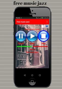 jazz music,free music jazz screenshot 1