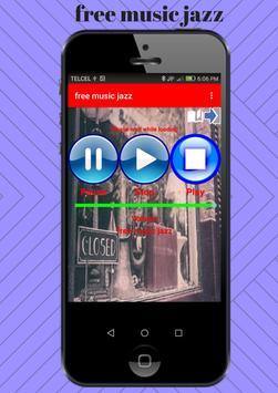 jazz music,free music jazz screenshot 2