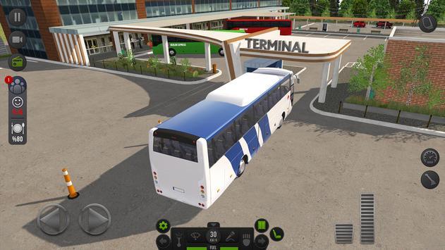 Автобус Simulator : Ultimate скриншот 14