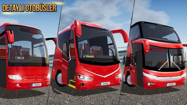Otobüs Simulator : Ultimate Ekran Görüntüsü 2