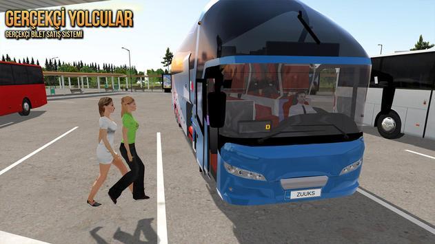 Otobüs Simulator : Ultimate Ekran Görüntüsü 3