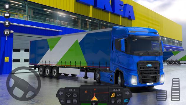 Truck Simulator : Ultimate Ekran Görüntüsü 13