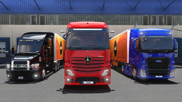 Truck Simulator : Ultimate Ekran Görüntüsü 4