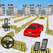 आधुनिक  कार  पार्किंग  सिम्युलेटर: मुफ्त  कार  खेल आइकन