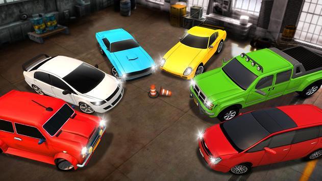 आधुनिक  कार  पार्किंग  सिम्युलेटर: मुफ्त  कार  खेल स्क्रीनशॉट 3