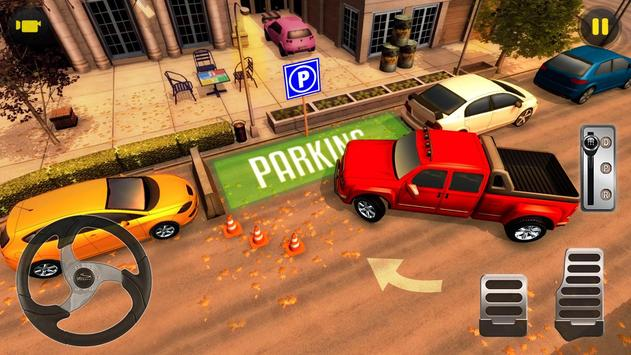 आधुनिक  कार  पार्किंग  सिम्युलेटर: मुफ्त  कार  खेल स्क्रीनशॉट 5