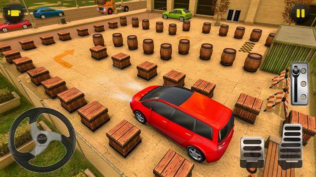 आधुनिक  कार  पार्किंग  सिम्युलेटर: मुफ्त  कार  खेल स्क्रीनशॉट 8