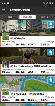 Zwift Companion captura de pantalla 4