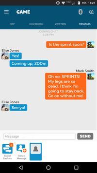 Zwift Companion captura de pantalla 6
