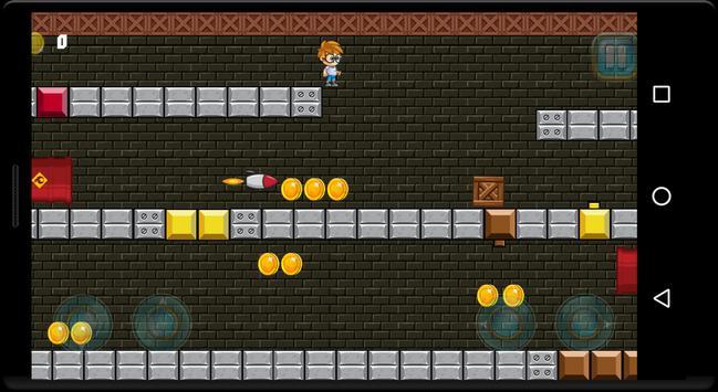 Adventure Boy ZxsOfficials screenshot 1