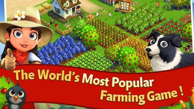 FarmVille 2: Country Escape पोस्टर