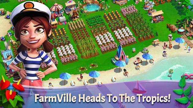 FarmVille 2: Tropic Escape poster
