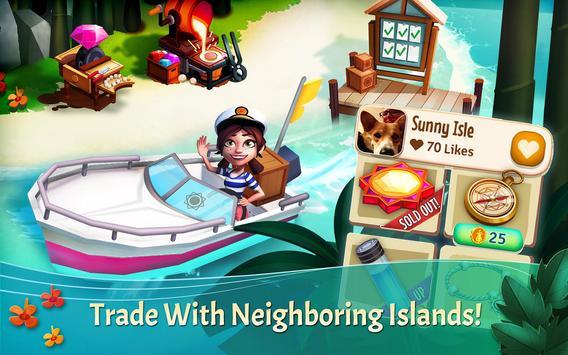 FarmVille: Tropic Escape screenshot 16