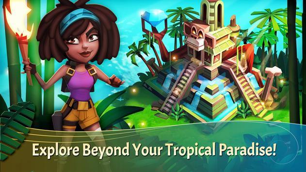 FarmVille: Tropic Escape screenshot 1