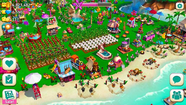 FarmVille 2: Tropic Escape screenshot 6
