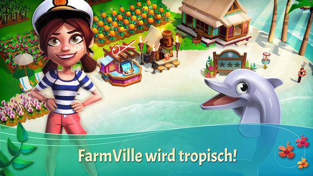 FarmVille 2: Reif für die Insel Plakat