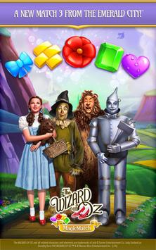 The Wizard of Oz Magic Match 3 captura de pantalla 5