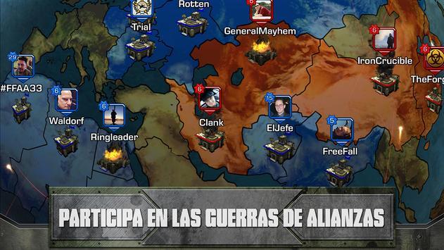 Empires and Allies captura de pantalla 2