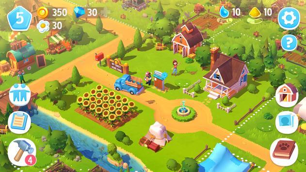FarmVille 3 ảnh chụp màn hình 11