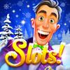 Hit it Rich! Lucky Vegas Casino Slot Machine Game 图标